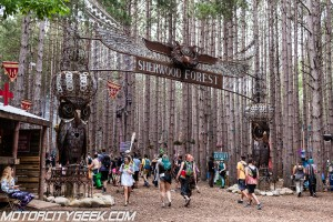Electric Forest 2017 Day 2-28