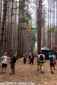 Electric Forest 2017 Day 3-22