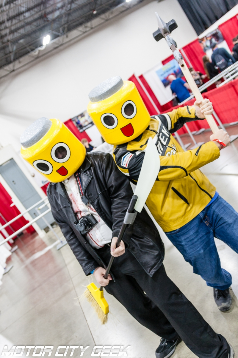 motor city comic con 2017 friday photos motor city geek
