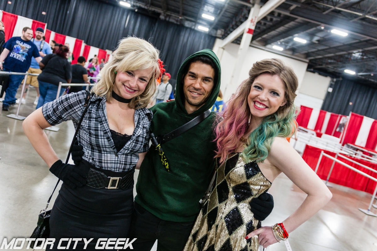 This week in motor city geek feb 25th 2017 motor city geek for Detroit tattoo convention 2017