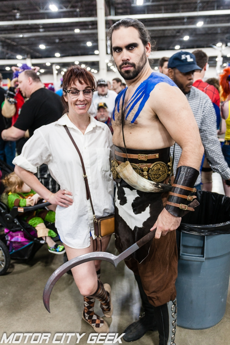 This week in motor city geek march 24th 2017 motor for Motor city comic con