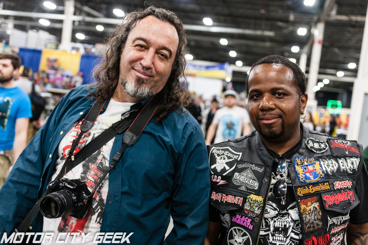 Motor city geek for Detroit tattoo convention 2017